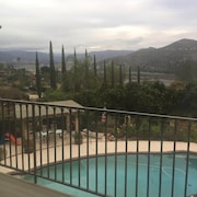 Architecturally Designed 3bdr 3bath on Acreage Near San Diego:views, Pool, Spas