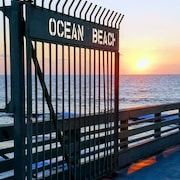 1/2 Block to the Beach Cove - You'll Love our Newly Renovated Ocean Beach Casita