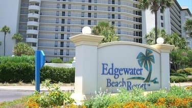Remodeled Yet Affordable Edgewater Tower 1 Oceanfront 2BR/2BA