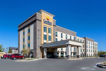 Comfort Inn & Suites Salt Lake City Airport