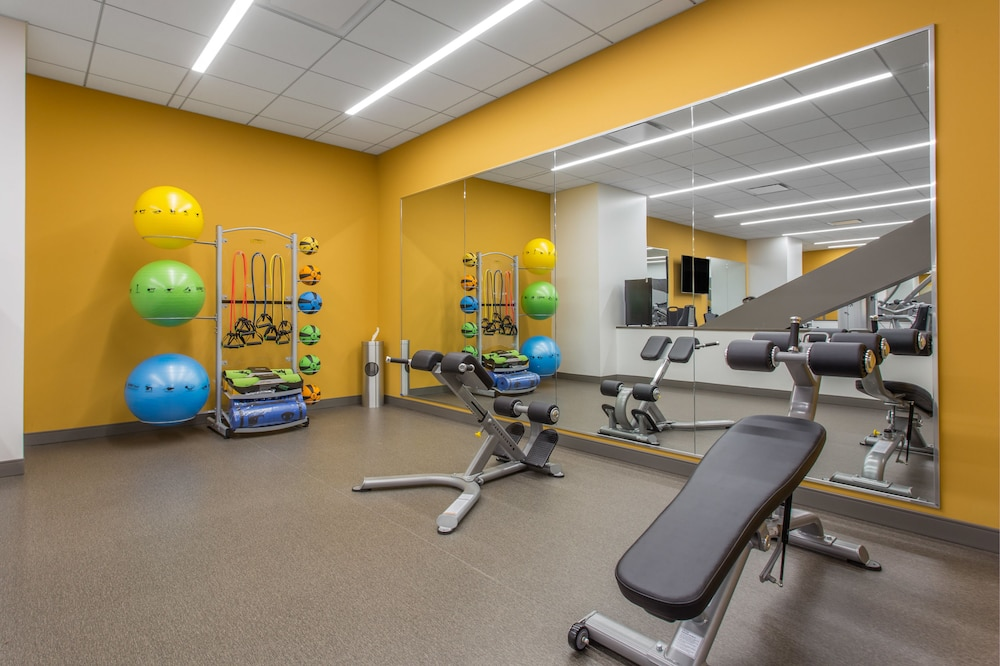 Fitness Facility, Cambria Hotel Philadelphia Downtown Center City