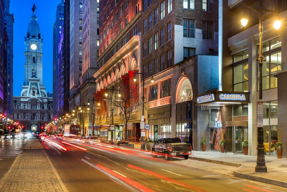 Cambria Hotel Philadelphia Downtown Center City In Rates Reviews On Orbitz