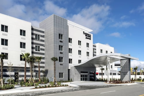 Fairfield Inn & Suites by Marriott Daytona Beach Speedway/Airport