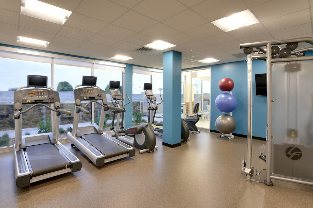 Fitness Facility, Fairfield Inn & Suites by Marriott Springfield North