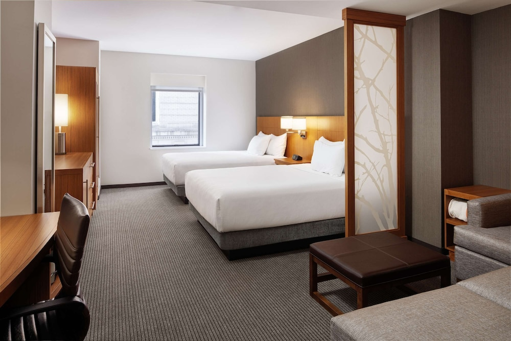 Room, Hyatt Place Knoxville Downtown
