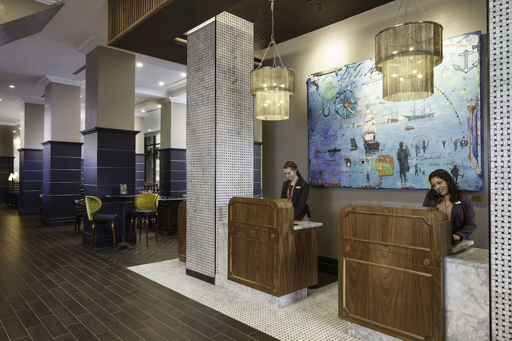 Check-in/Check-out Kiosk, Hyatt Place Knoxville Downtown
