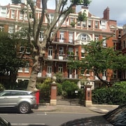 Elegant Gated Mansion Apartment Kensington Olympia - Tube 5 Mins Walk Central