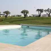 Design Villa and Private Pool Next to the Óbidos and Peniche Lagoon - Free Wifi
