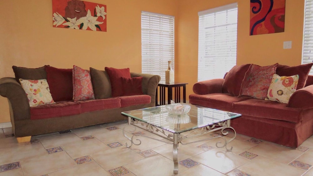 Living Room, 'beautiful And Modern, Comfort And Convenience With Island Flair!'