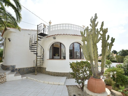 Beautiful Villa With Fantastic View, Enormous Terrace and Private Swimming Pool
