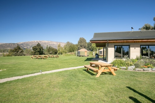 Oasis, Wanaka Yurt Accommodation