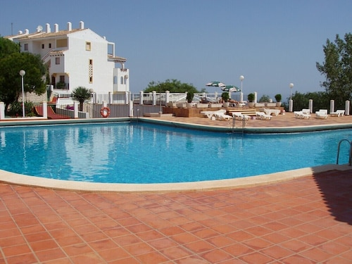 Mountain Side Apartment, Monte Pego, Denia. Large Scenic Pool