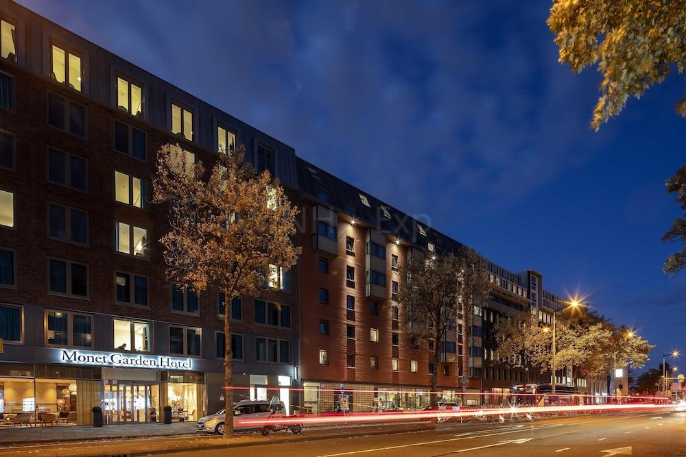 Monet Garden Hotel Amsterdam Check Out Time