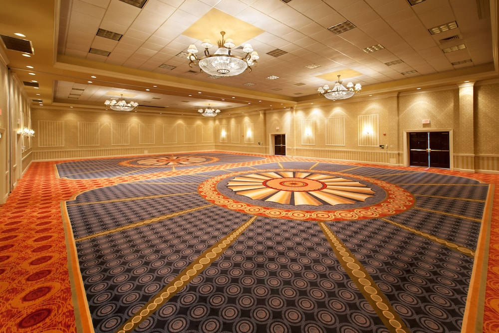 Ballroom, Virginia Crossings Hotel, Tapestry Collection by Hilton