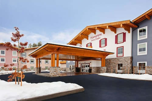Hampton Inn & Suites Leavenworth, WA