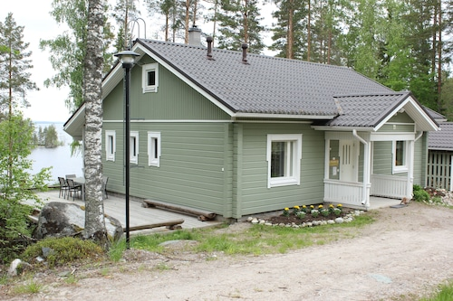 Jänisvaara Lake Cottages