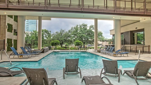 Check Expedia for Availability of Luxury Furnished Two Bedroom - Med Center/hermann Park