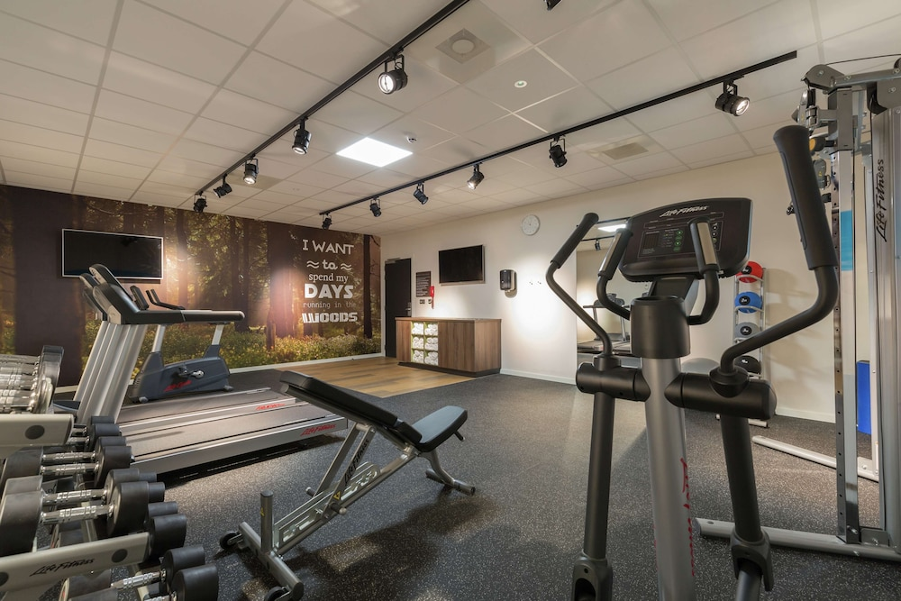 Fitness Facility, Hampton by Hilton Antwerp Central Station