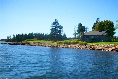 Check Expedia for Availability of Guptill Cottage on Schoodic Point, Winter Harbor