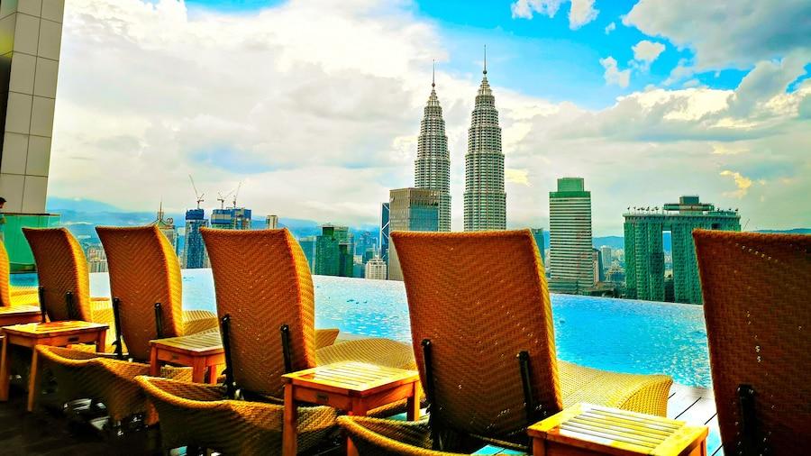 Saba Suites at The Platinum KLCC Bukit Bintang Kuala Lumpur