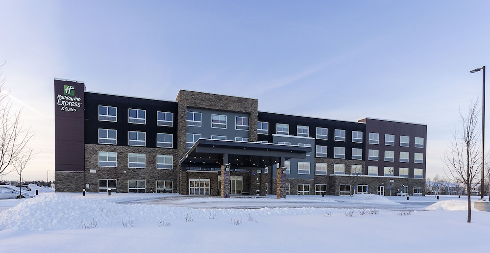 Front of Property - Evening/Night, Holiday Inn Express & Suites West Des Moines - Jordan Creek, an IHG Hotel