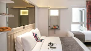 1 bedroom, premium bedding, pillow-top beds, in-room safe