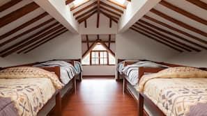 1 bedroom, premium bedding, down comforters, iron/ironing board