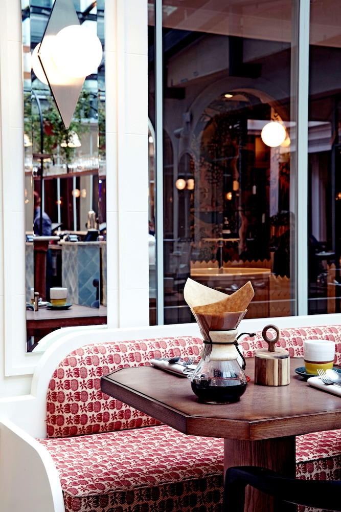 Breakfast Area, Hôtel Des Grands Boulevards
