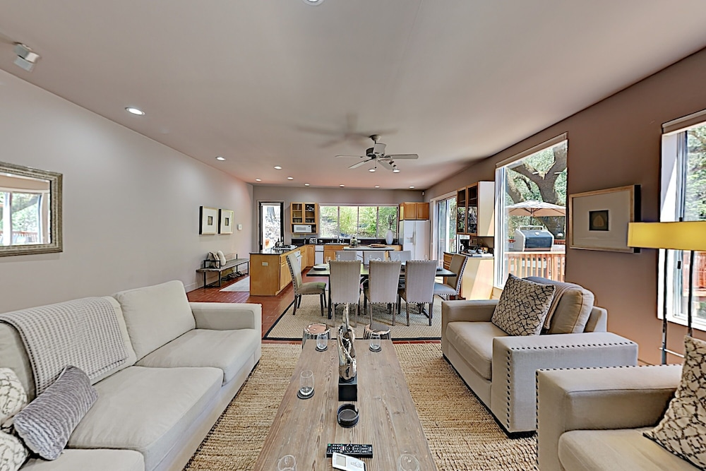 Living Room, 2600 Glen Ellen Home - 3 Br home by RedAwning
