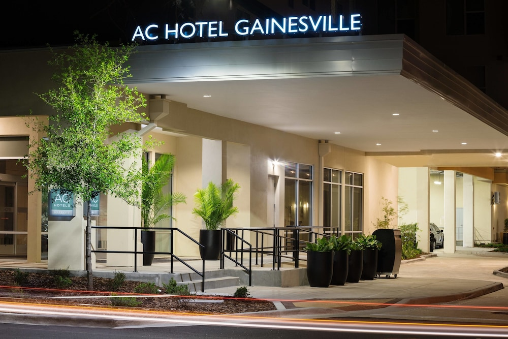 Exterior, AC Hotel by Marriott Gainesville Downtown