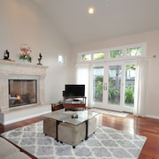Walk to the Beach From This Stunning Newer Aptos House