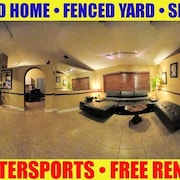 Huge Private Gated Home w/ Free Rental Car, Free Watersports, Concierge, Wifi++