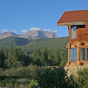 Amazing log Cabin With Breath Taking Views