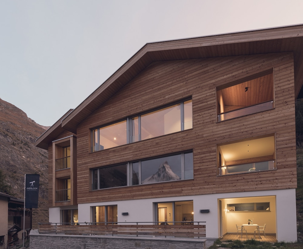 Exterior, OVERLOOK Lodge by CERVO Zermatt