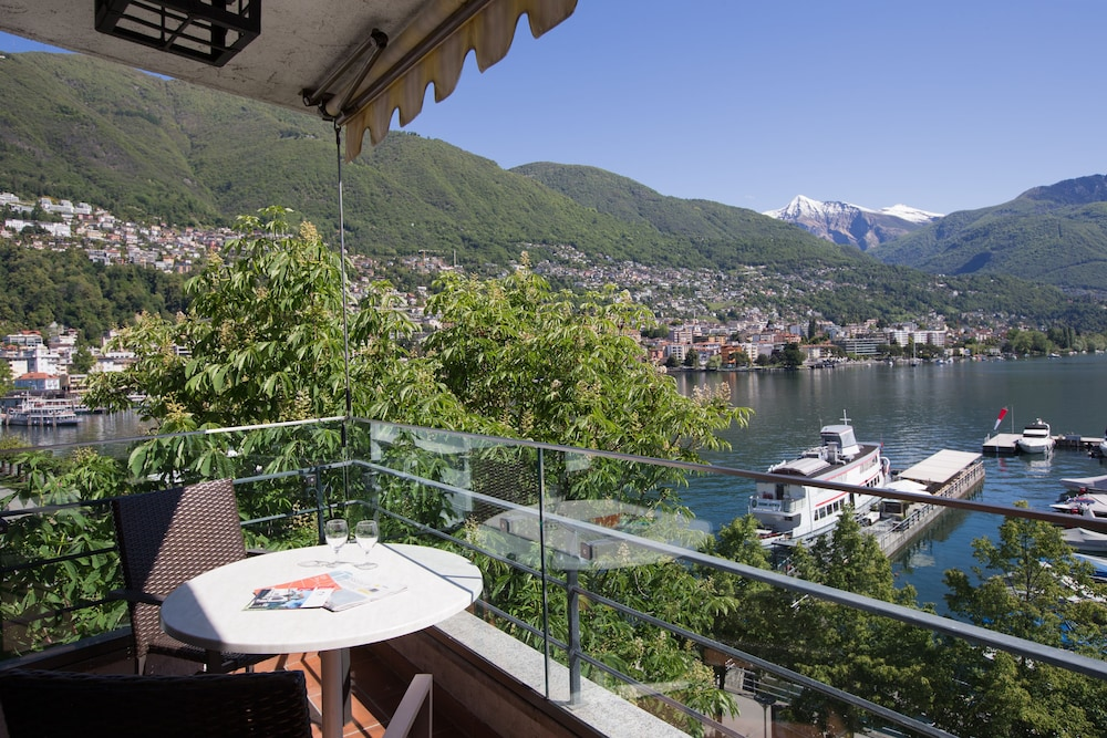 View from Property, Aparthotel al Lago