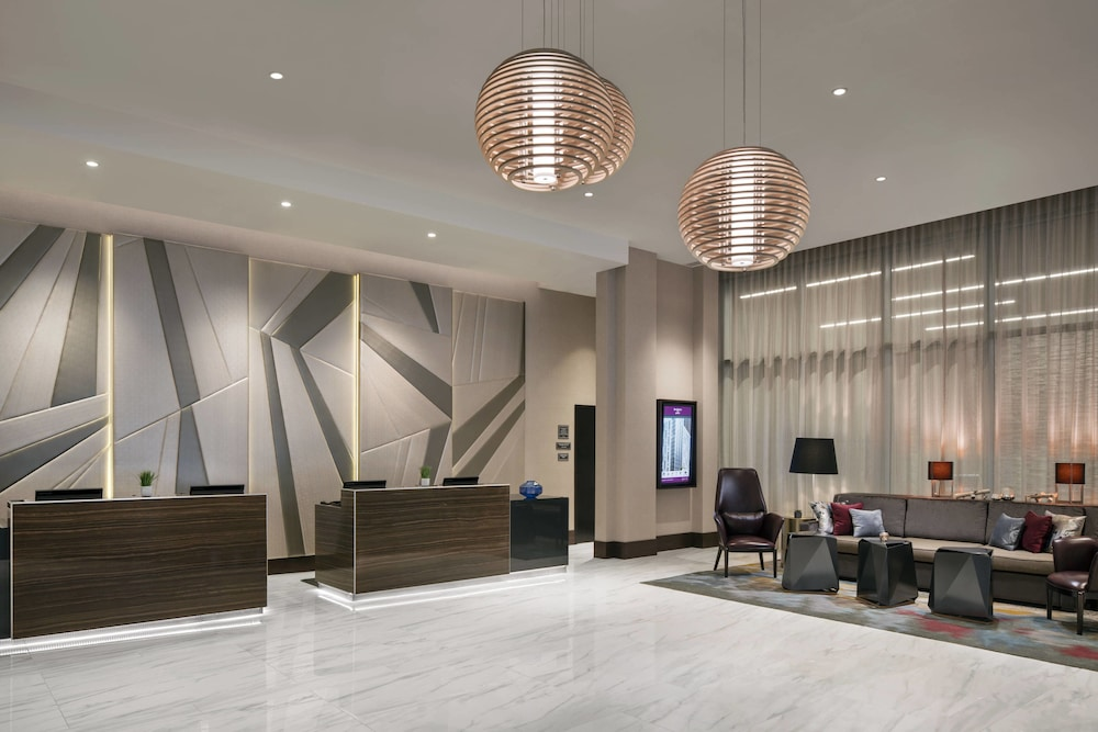 Lobby, Residence Inn by Marriott Seattle Downtown/Convention Center
