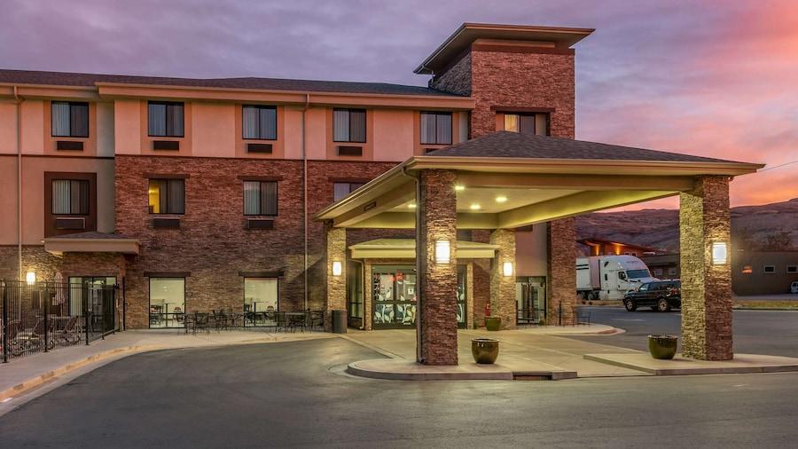 Sleep Inn & Suites Moab near Arches National Park