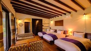 객실 내 금고, 각각 다르게 꾸며진, 무료 간이 침대, 무료 WiFi
