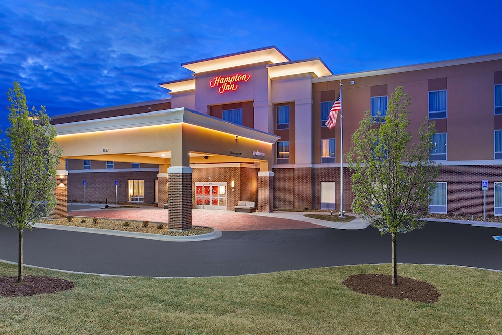 Exterior, Hampton Inn Vincennes