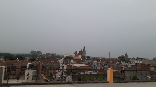 All Orchha View