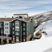 Marriotts Mountainside At Park City