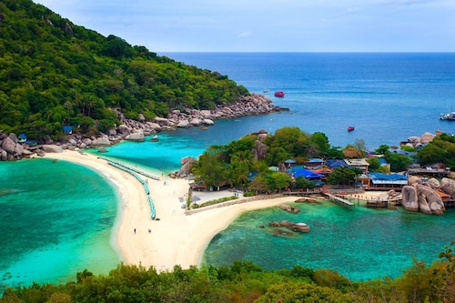 Ko nang yuan in koh tao - Nangyuan island dive resort tripadvisor ...