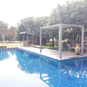Mountain View Pool Villa Nakhonnayok