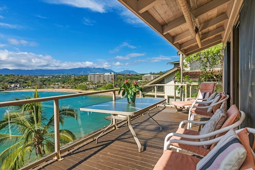 Pali Kai A, Rustic Cottage Charm, Ocean-bluff, Marriott Resort Use, AC