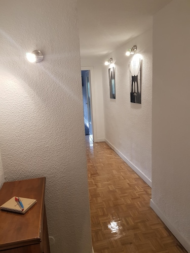 Apartment, Large and Bright, Center of Madrid, With Garage, Near Metro