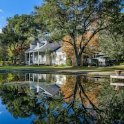 The Secret Garden Is Located In Covington, Louisiana. Truly One of a Kind Home!