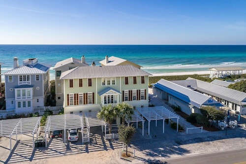 Seaya Gulf Front In Seaside Fl 3 Story With Master