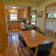 30 Point House is a Great Lake Namakagon Vacation Rental
