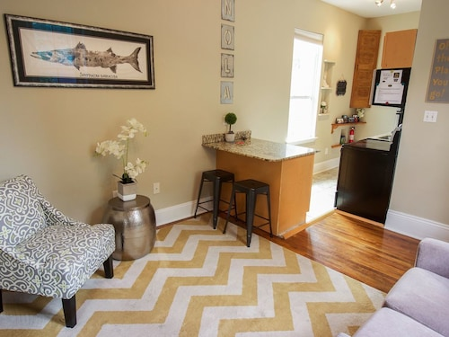 Great Place to stay Modern yet Cozy Uptown Carriage House Steps to Magazine Street near New Orleans