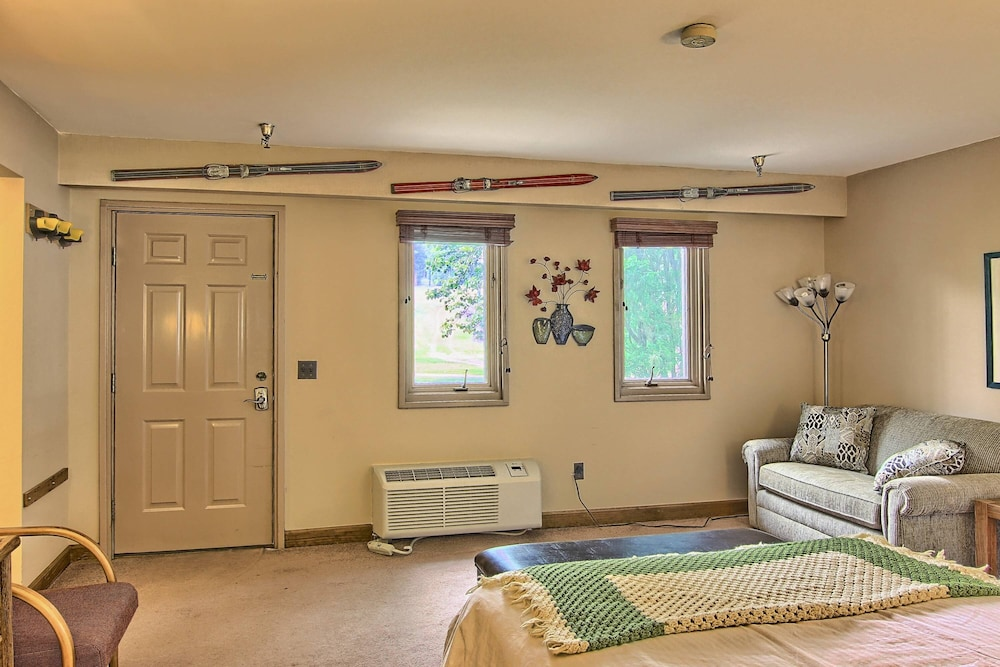 Room, Recently Remodeled Condo - Just Behind Boyneland Lift - Walk to Skiing